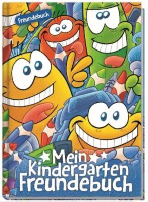 Mein Kindergarten Freundebuch -  pdf epub