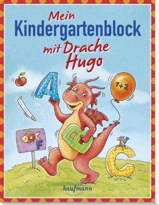 Mein Kindergartenblock mit Drache Hugo, Kristin Lückel
