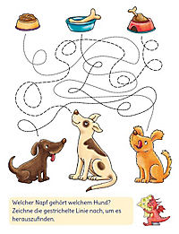 Mein Kindergartenblock mit Drache Hugo - Produktdetailbild 3