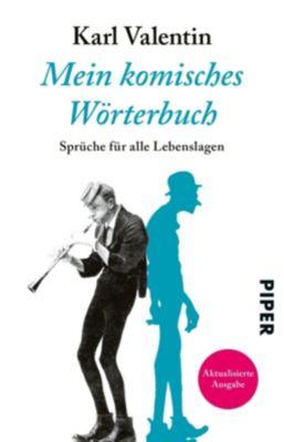 Mein komisches Wörterbuch - Karl Valentin |