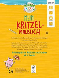 Mein Kritzel-Malbuch - Produktdetailbild 1