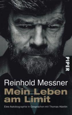 Mein Leben am Limit, Reinhold Messner