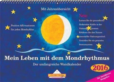 Mein Leben mit dem Mondrhythmus, große Ausgabe 2018, Edith Stadig