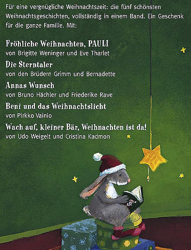 Mein liebster Geschichtenschatz zu Weihnachten Buch portofrei