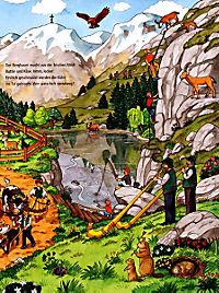 Mein liebstes Bauernhof-Wimmelbuch - Produktdetailbild 3