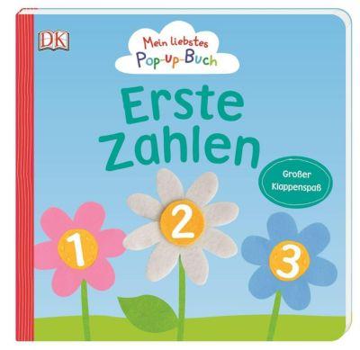 Mein liebstes Pop-up-Buch. Erste Zahlen, Sandra Grimm