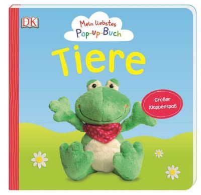 Mein liebstes Pop-up-Buch. Tiere, Sandra Grimm