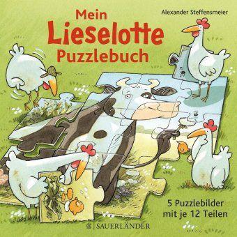 Mein Lieselotte-Puzzlebuch - Alexander Steffensmeier pdf epub