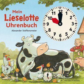 Mein Lieselotte Uhrenbuch, Alexander Steffensmeier