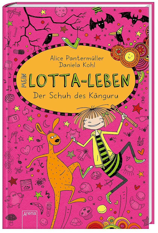 Mein Lotta-Leben - Der Schuh des Känguru Buch portofrei bestellen