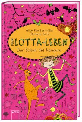 Mein Lotta-Leben - Der Schuh des Känguru, Alice Pantermüller