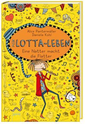 Mein Lotta-Leben - Eine Natter macht die Flatter, Alice Pantermüller