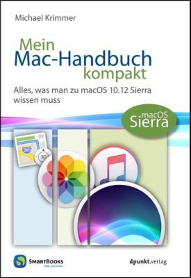 Mein Mac-Handbuch kompakt, Michael Krimmer