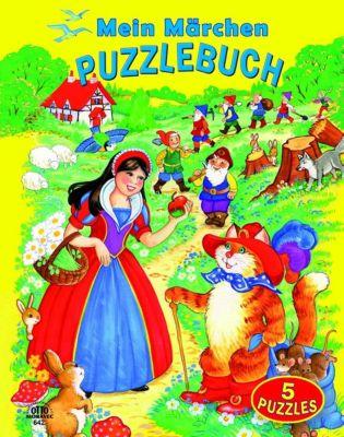 Mein Märchen Puzzlebuch