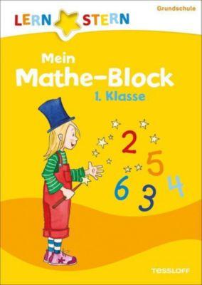 Mein Mathe-Block 1. Klasse - Werner Zenker  