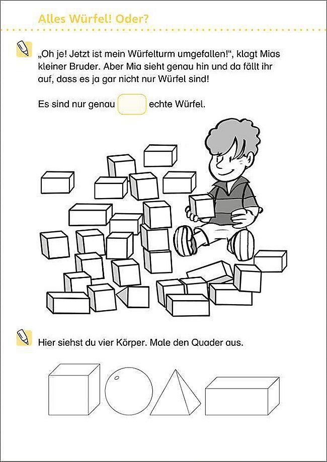 mein mathe block 2 klasse buch bei online bestellen. Black Bedroom Furniture Sets. Home Design Ideas