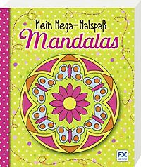 Mein Mega-Malspaß Mandalas - Produktdetailbild 4