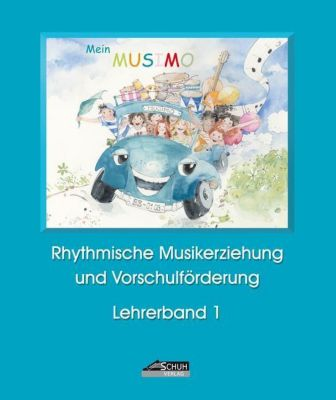 Mein MUSIMO, Lehrerband, Karin Schuh, Isolde Richter