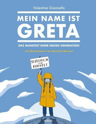 Mein Name ist Greta - Valentina Gianella |