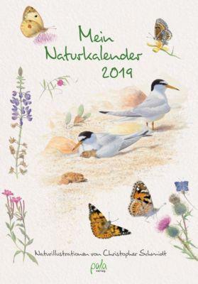 Mein Naturkalender 2019, Christopher Schmidt