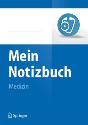 Mein Notizbuch Medizin