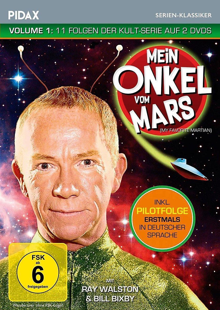 Mein Onkel Vom Mars Vol 1 Dvd Bei Weltbildat Bestellen