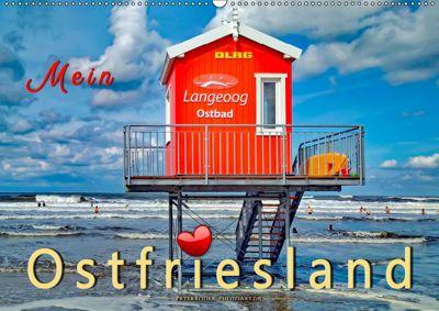 Mein Ostfriesland (Wandkalender 2019 DIN A2 quer), Peter Roder