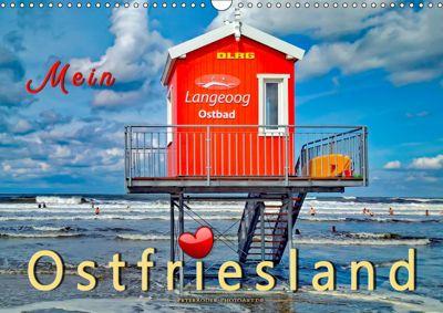 Mein Ostfriesland (Wandkalender 2019 DIN A3 quer), Peter Roder