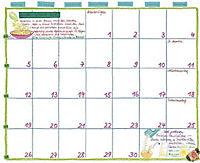 Mein persönlicher Kalender 2018 - Produktdetailbild 2