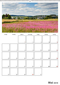 Mein Sauerland-Terminplaner (Wandkalender 2019 DIN A2 hoch) - Produktdetailbild 5