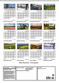Mein Sauerland-Terminplaner (Wandkalender 2019 DIN A2 hoch) - Produktdetailbild 13