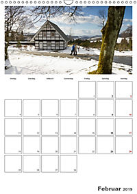 Mein Sauerland-Terminplaner (Wandkalender 2019 DIN A3 hoch) - Produktdetailbild 2