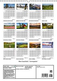 Mein Sauerland-Terminplaner (Wandkalender 2019 DIN A3 hoch) - Produktdetailbild 13