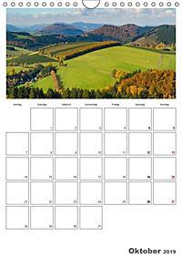 Mein Sauerland-Terminplaner (Wandkalender 2019 DIN A4 hoch) - Produktdetailbild 11