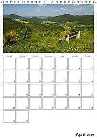 Mein Sauerland-Terminplaner (Wandkalender 2019 DIN A4 hoch) - Produktdetailbild 2
