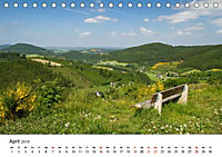 Mein Sauerland (Tischkalender 2019 DIN A5 quer) - Produktdetailbild 4