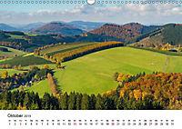 Mein Sauerland (Wandkalender 2019 DIN A3 quer) - Produktdetailbild 6