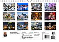 Mein schönes Halle/ Saale 2019 (Wandkalender 2019 DIN A4 quer) - Produktdetailbild 13
