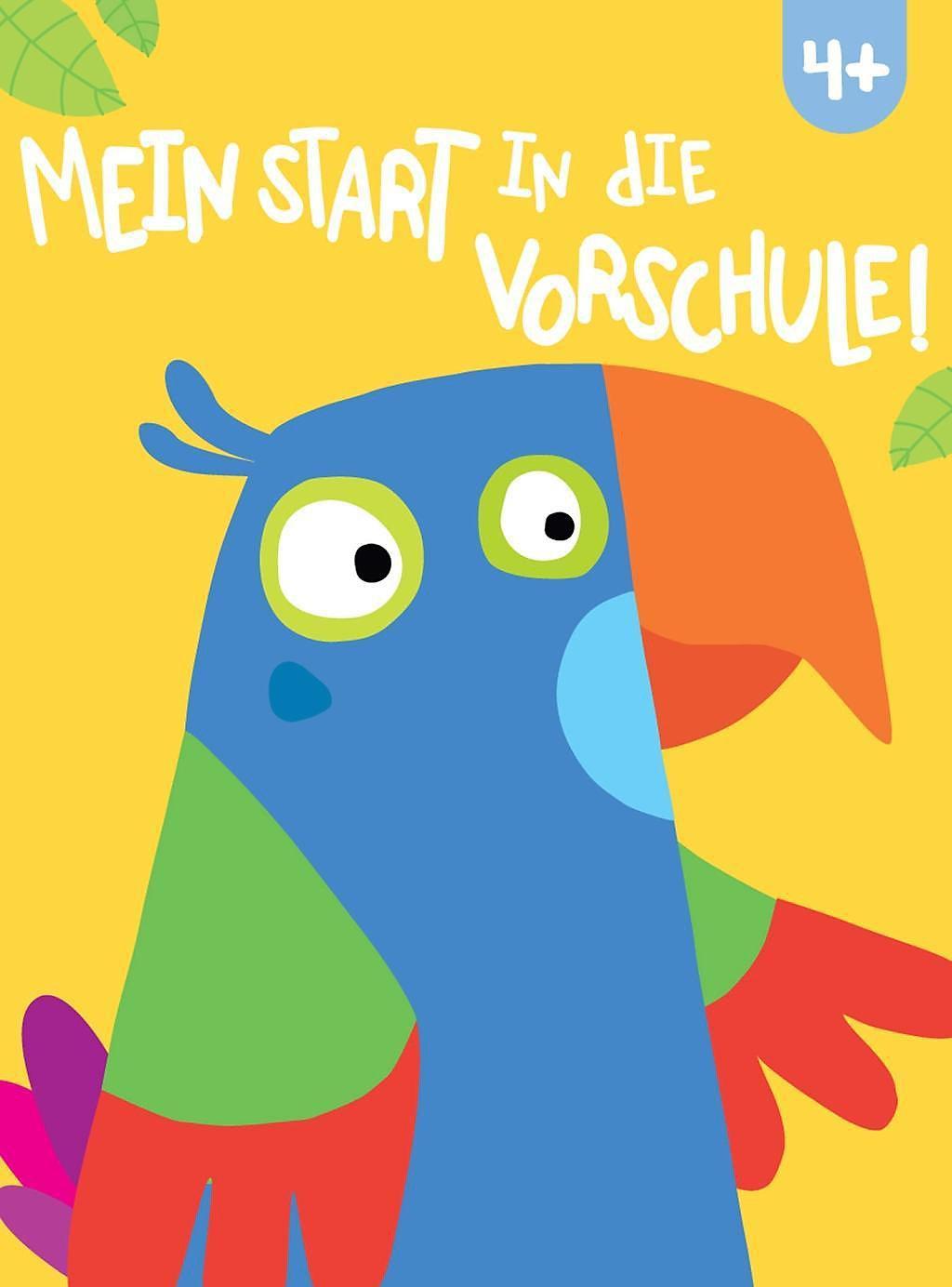 Mein Start in die Vorschule! 4+ Buch bei Weltbild.de bestellen
