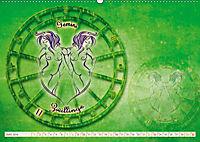 Mein Sternzeichen (Wandkalender 2019 DIN A2 quer) - Produktdetailbild 6
