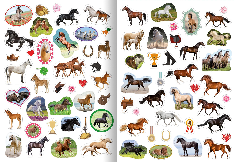 9 Mal Bilder Pferde - Besten Bilder von ausmalbilder