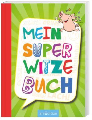 Mein super Witzebuch, Ute Löwenberg, Philip Kiefer
