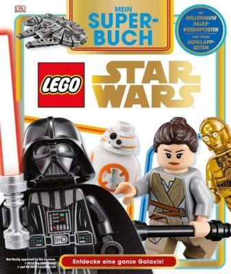 Mein Superbuch LEGO® Star Wars(TM), m. Poster - David Fentiman |