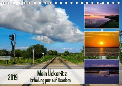 Mein Ückeritz - Erholung pur auf Usedom (Tischkalender 2019 DIN A5 quer), LaPics