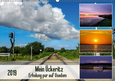 Mein Ückeritz - Erholung pur auf Usedom (Wandkalender 2019 DIN A2 quer), LaPics