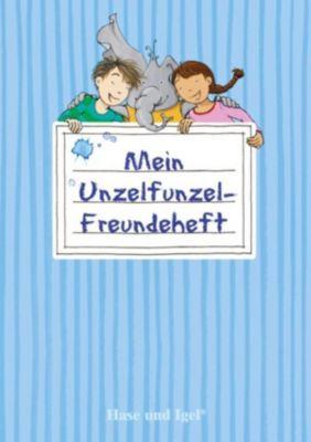 Mein Unzelfunzel-Freundeheft -  pdf epub