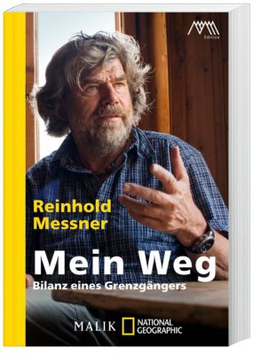 Mein Weg, Reinhold Messner