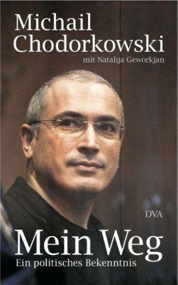 Mein Weg, Michail Chodorkowski, Natalija Geworkjan