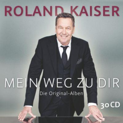 Mein Weg zu Dir: Die Roland Kaiser Collection (30 CDs), Roland Kaiser
