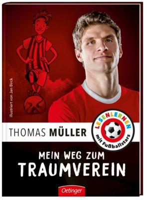 Mein Weg zum Traumverein, Thomas Müller, Julien Wolff